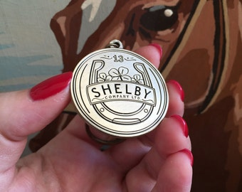 Shelby Company Ltd - Peaky Blinders inspired lucky keychain
