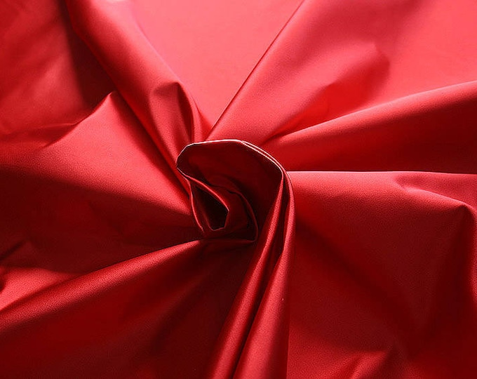 276101-natural silk satin 100%, 135/140 cm wide, manufactured in Italy, dry cleaning, weight 180 gr, price 1 meter: 133.89 Euros