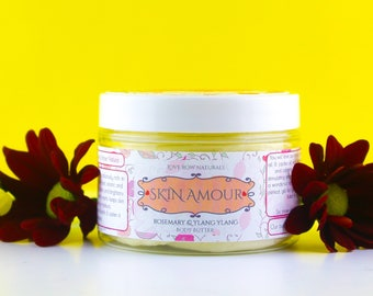 Skin Amour Rosemary & Ylang Ylang Body Butter 100g