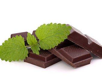 Chocolate Mint scented wax melts, wax melts, wax melt, soy wax melts, soy melts, soy wax tarts, soy tarts, wax tarts, wax cubes