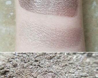 Khaleesi - Beige-Grey, Mineral Eyeshadow, Mineral Makeup, Vegan