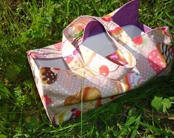 cake bag original cupcake pattern
