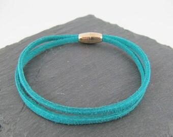 Faux Suede Cord Bracelet