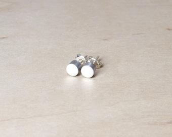 Minimalist Stud Earrings Contemporary Jewelry