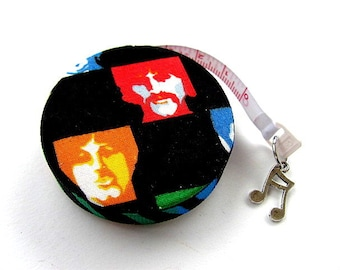 Tape Measure with The Beatles Retractable Measuring Tape