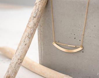 DENMARK Necklace in 14k gold filled
