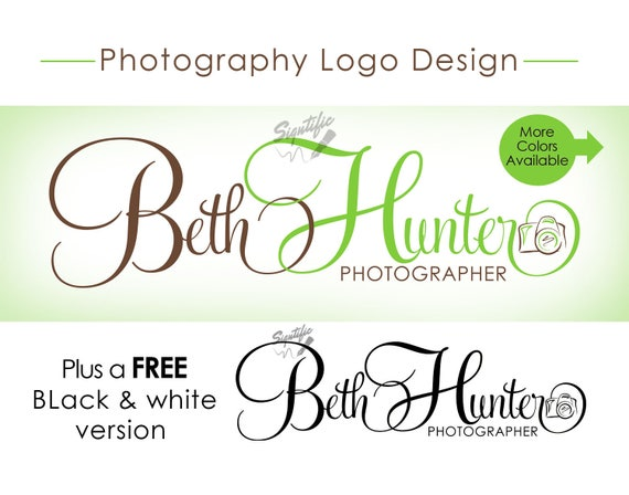 Photography Logo, Custom Logo, Camera Logo, Logo Design, Logo Custom, Logo, Logos, Watermark Logo, Logo Photography, Photographer Branding