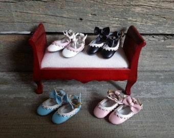 Zapatos hebilla para Blythe pullip pure neemo
