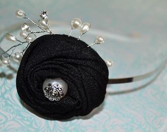 Flower Headband Girls headband