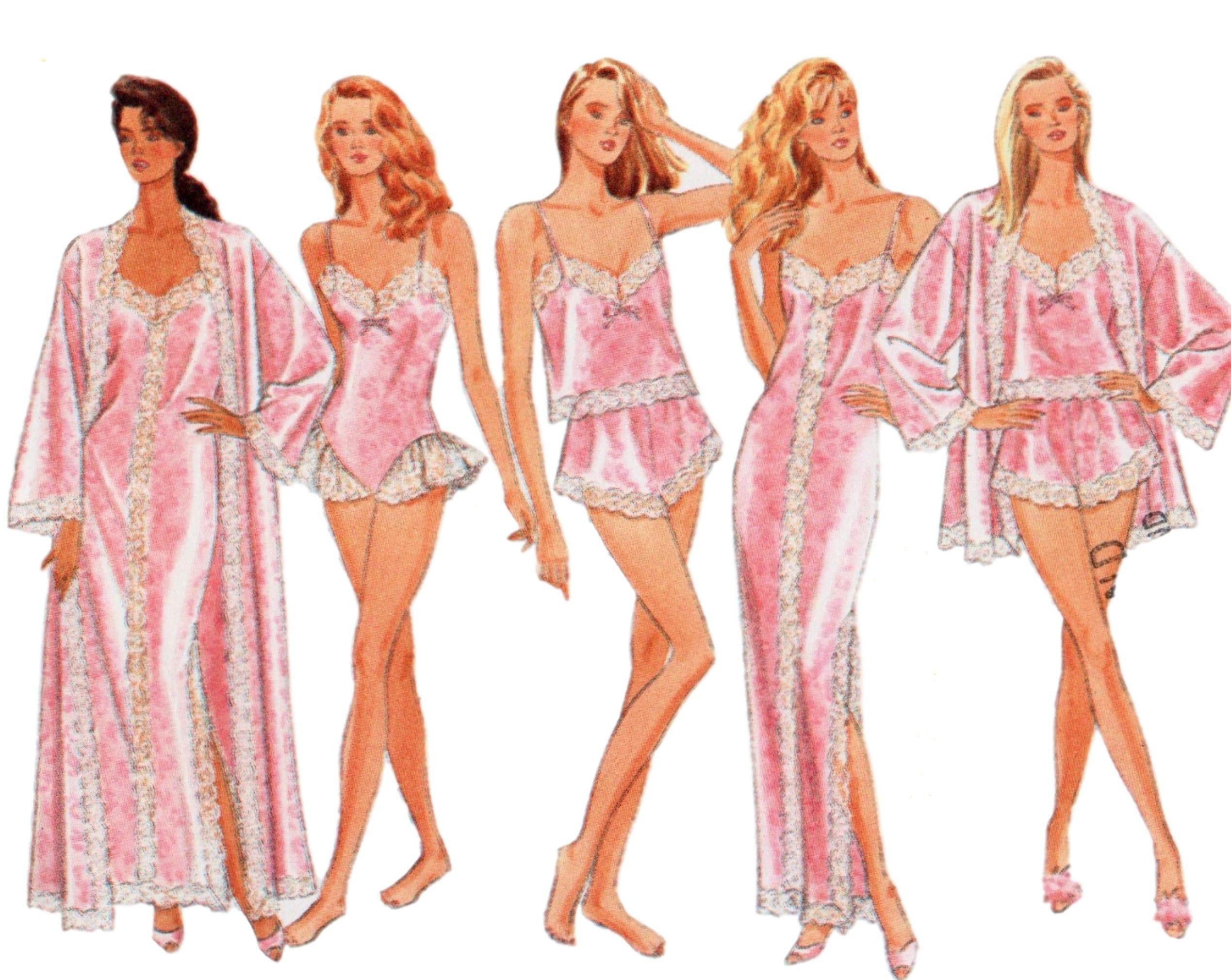 Increíble Costura Patrón Bata Kimono Inspiración - Ideas de Patrones ...