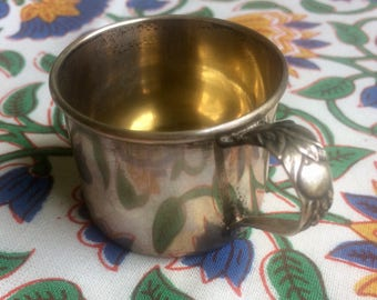 Lunt sterling baby cup