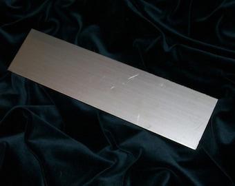 Nickel Silver Sheets - 20 gauge
