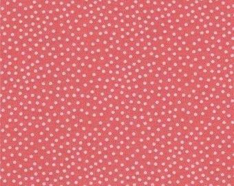 Patchwork fabric mini pink dots Miller