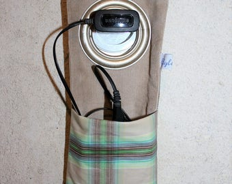 Case cell phone to recharge