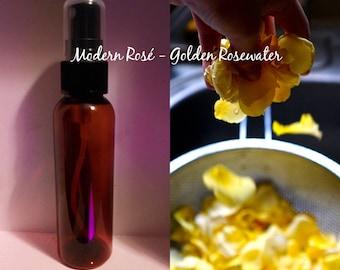 Golden Rosewater Mist