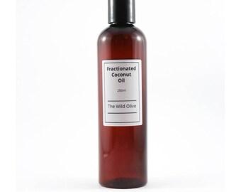 Fractionated Coconut Oil - 250ml