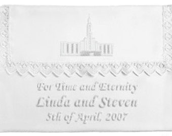LDS Temple Envelope