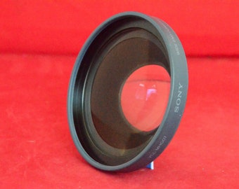 Sony wide angle front lens 0.7x0VCL-MHG07