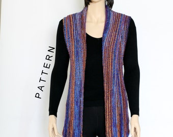 Pattern free vest knitted patterns patterns women clothing japan that hide
