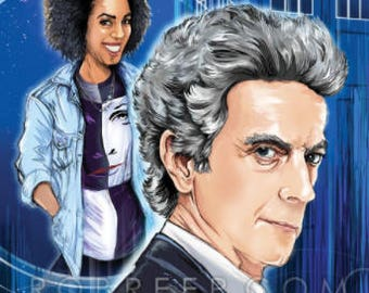 12th Doctor and Bill
