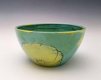Small Ceramic Serving Bowl