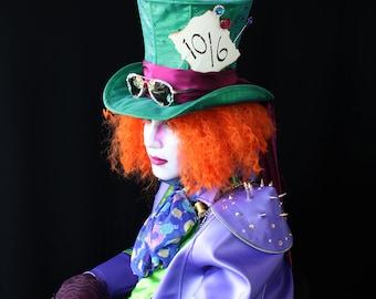 Rock n' Roll Mad Hatter Hat
