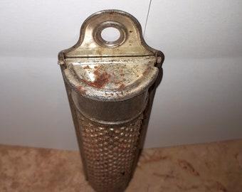 Vintage nutmeg/nut grater