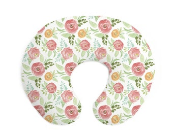 Non Personalized Quick Change Sleeve for Boppy® - Floral Field