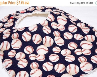 Spring Sale Baseball Boy -  ADJUSTABLE Snaps - REVERSIBLE