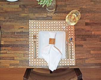 cork placemat eco friendly table placemat wedding gift idea. Black Bedroom Furniture Sets. Home Design Ideas