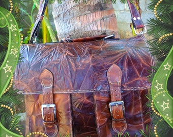 Everest Coffee Honey Briefcase