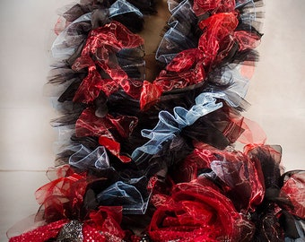 PROTOTYPE SALE! The SWAN Feather Boa-burlesque costumes-vegan boa-burlesque clothing-burlesque style-belly dance-belly dance costume