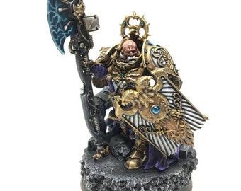 Legio Custodes Tribune Ixion Hale Warhammer wargame
