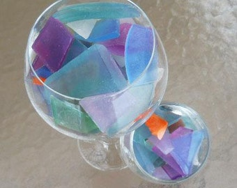 Custom Orders of Sea Glass Soap