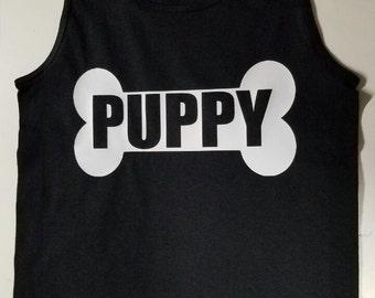 Puppy Tank Top