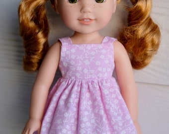 14.5  inch doll dress fit Wellie Wishers