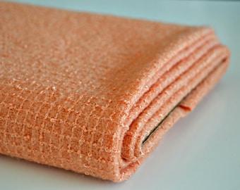 Wool Fabric - Orange