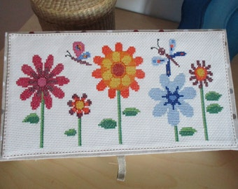 Flowered box
