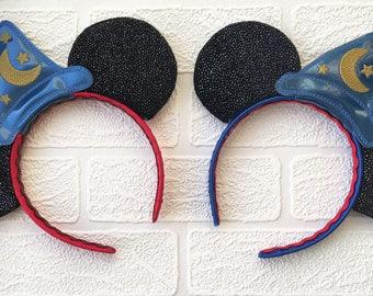 Sorcerers Apprentice Headband / Mouse / Mickey Ears