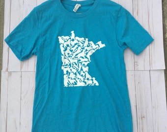 Minnesota Dog Rescue Shirt: Proceeds benefit MN Dog Rescue