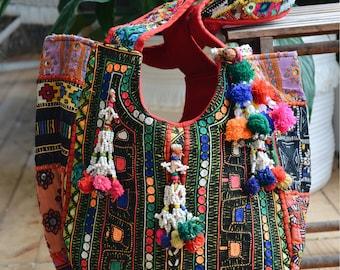 Vintage Handcrafted Banjara Bag