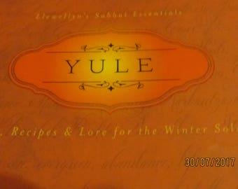 Yule Llewellyns Sabbat Essentials