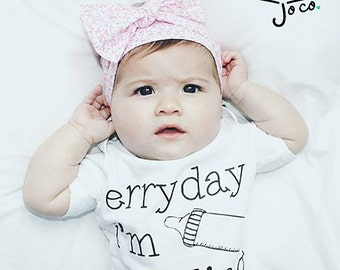 Funny Baby Clothes, Funny Baby Gift, Gender Neutral, Funny Baby Shirt, Baby Girl Clothes, Baby Boy Clothes