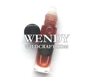 Natural Peppermint Lip Gloss