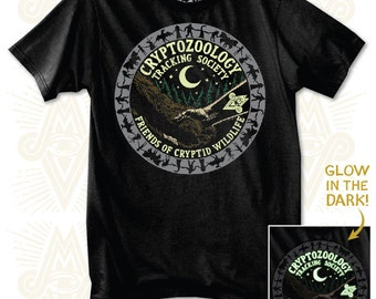 Friends of Cryptid Wildlife - Glow in the Dark (Gents)