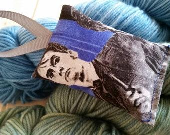 Doctor Who Lavender Sachet Handmade