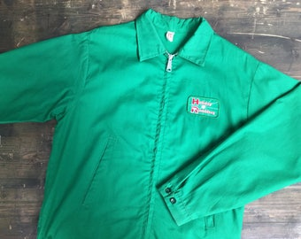 RESERVED Green Workwear Jacket