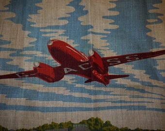 Wall Hanging - C.E Coote - The Shuttleworth Collection - Aircraft -