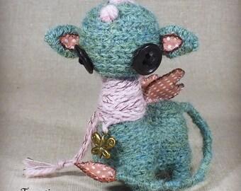 Taavi - Original Handmade Little Dragon/Collectable/Gift/Charm
