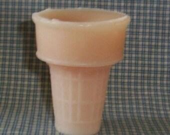 Ice Cream Cone Soap & Candle Mold